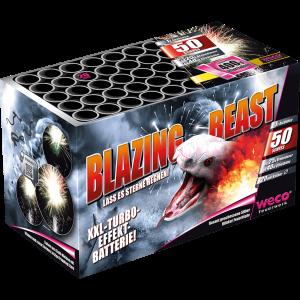 Blazing Beast 1