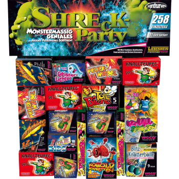 Shreck Party